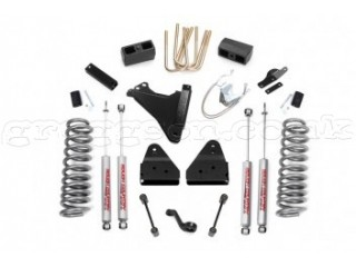 "Ford F350 (2008-2010) 4,5"" Lift Kit Suspension Rough Country"