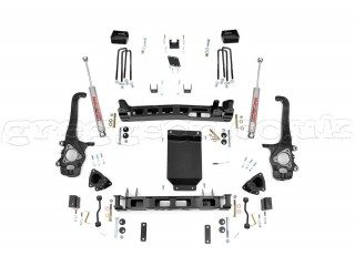 "Nissan Titan (2004-2015) 4"" Lift Kit Suspension Rough Country"