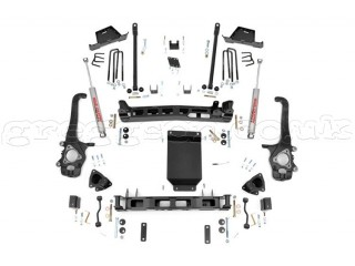 "Nissan Titan (2004-2012) 6"" Lift Kit Suspension Rough Country"