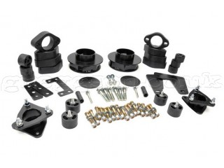 "Dodge RAM 1500 4WD (2009-2011) 3,75"" Lift Kit Combo Rough Country"
