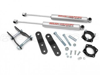 "Toyota Tacoma 4WD (1995-2004) 2,5"" Lift Kit Rough Country"