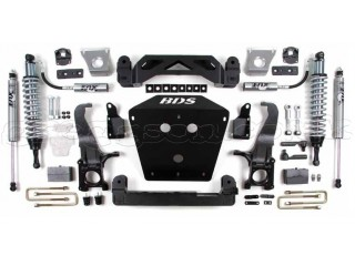 """Toyota Tundra (2007-2015) 7"""" Lift Kit Coil-Over BDS"""