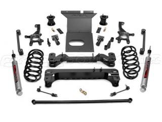 "Toyota FJ Cruiser 4WD (2007-2009) 6"" Lift Kit Suspension Rough Country"