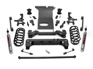 "Toyota FJ Cruiser 4WD LHD (2007-2009) 6"" Lift Kit Suspension Rough Country"