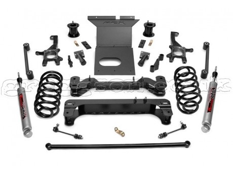 """Toyota FJ Cruiser 4WD LHD (2007-2009) 6"""" Lift Kit Suspension Rough Country"""