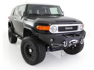 Toyota FJ Cruiser Steel Front Bumper Winch Smittybilt