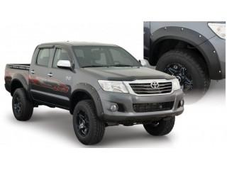 Toyota Hilux (2011 - 2014) Fenders Flares Bushwacker