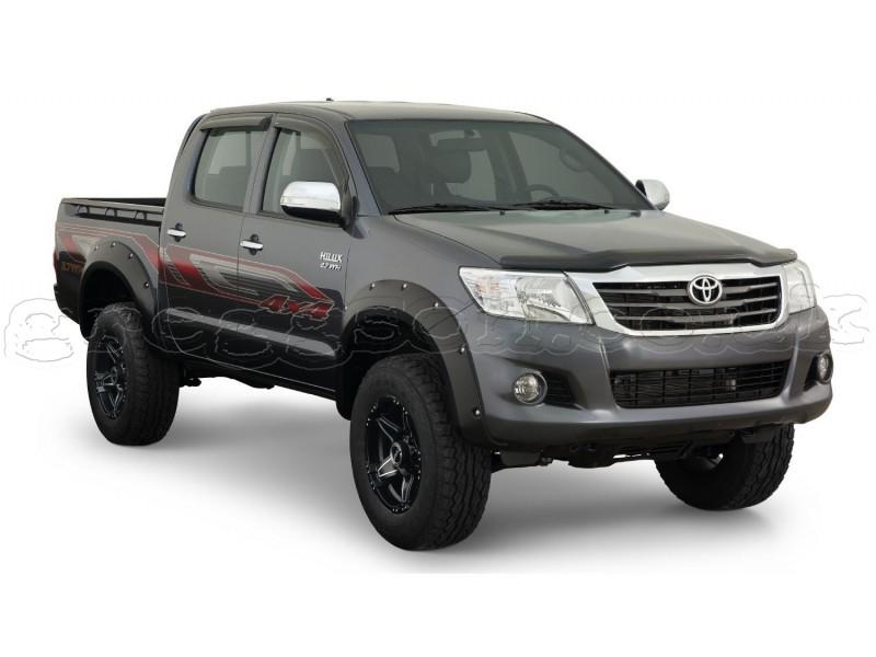 Toyota Hilux 2011 2014 Fenders Flares Bushwacker