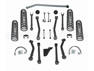 "Jeep Wrangler JK (2D) 4,5"" Lift Kit Super-Flex Short Arm Rubicon Express"