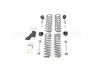 "Jeep Wrangler JK (2D) LHD 2,5"" Lift Kit Suspension Rubicon Express"