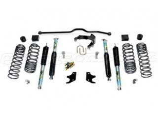 "Jeep Wrangler JK (2D) 2,5"" Lift Kit Suspension Dual Sport XT AEV"