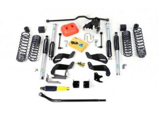 "Jeep Wrangler JK (2D) LHD 3,5"" Lift Kit Suspension Dual Sport SC AEV"
