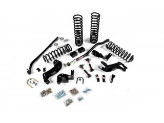 """Jeep Wrangler JK (2D) 3,5"""" Lift Kit Suspension Pro JKS"""