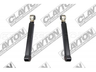 "Jeep Wrangler JK 0"" - 6,5"" Lift Rear Lower Adjustable Control Arms Clayton Off Road"