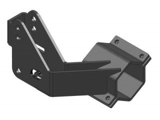 "Jeep Wrangler JK 3"" - 6"" Lift Rear Trackbar Relocation Bracket Clayton Off Road"