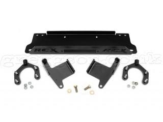 Jeep Wrangler JK Winch Mounting Plate Rough Country