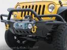 Jeep Wrangler JK Front Steel Bumper SRC Gen2 Smittybilt