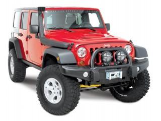 Jeep Wrangler JK Steel Front Bumper Premium AEV