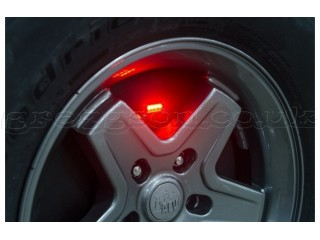 Jeep Wrangler JK 3rd Brake Light AEV