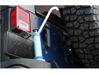 Jeep Wrangler JK Water Pump for Rear Bumper AEV