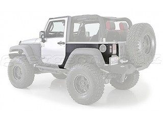 Jeep Wrangler JK 2D Rear Quarter Panel Armor Skins XRC Smittybilt