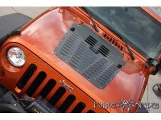 Jeep Wrangler JK (2013-2016) Hood Louver Poison Spyder