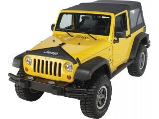 Jeep Wrangler JK Hood Bra Mopar