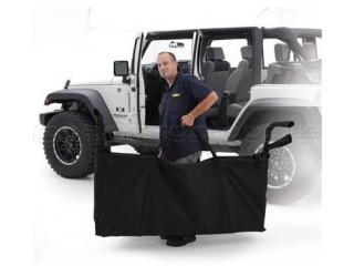 Jeep Wrangler JK Door Storage Bag Smittybilt