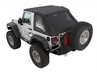 Jeep Wrangler JK (2D) Top Bowless Combo Smittybilt