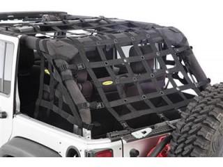 Jeep Wrangler JK (2D) Cargo Restraint CRES2 HD Smittybilt