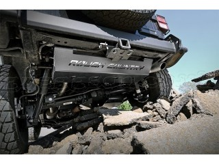 Jeep Wrangler JK Muffler Skid Plate Rough Country