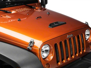 Jeep Wrangler JK Center Hood Vent Daystar