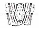 "Jeep Wrangler JK LHD (4D) 6"" Lift Kit Suspension X Series Rough Country"
