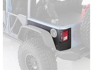 Jeep Wrangler JK 4D Rear Quarter Panel Armor Skins XRC Smittybilt