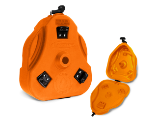 Orange Trail Box Cam Can Daystar