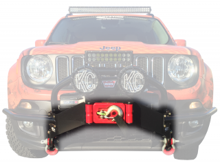 Jeep Renegade Front Winch Bumper Daystar