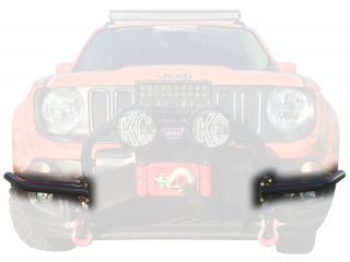 Jeep Renegade Front Guards Winch Bumper Daystar