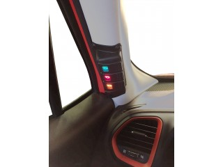 Jeep Renegade A-pillar Switch Pod With Rocker Switches Daystar