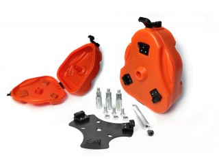 Can Cam Trail Box Orange Complete Kit Daystar