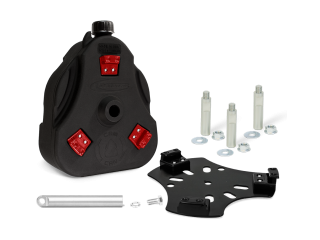 Can Cam Trail Box Black Complete Kit Daystar