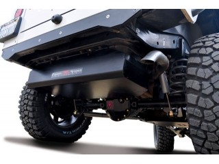 Jeep Wrangler TJ Gas Tank Skid Plate Pioson Spyder