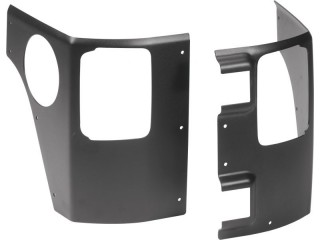 Jeep Wrangler JK 2D Rear Corners Guards AEV