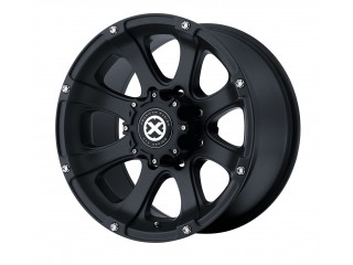 "18"" x 8 ET35 5x127 Black Alloy Wheel Model 188 ATX"