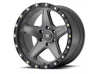 "18"" x 8,5 ET35 5x127 Grey Alloy Wheel Model 194 ATX"