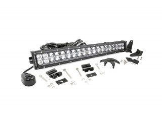 "20"" Cree LED Light Bar - Dual Row Rough Country"