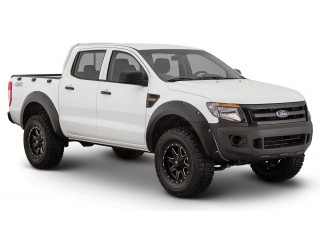 Ford Ranger T6 (2011-2015) Fender Flares Pocket Style Bushwacker
