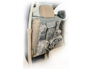 Jeep Cherokee XJ Front Seatback Covers Camo Smittybilt G.E.A.R. Off Road (Pair)