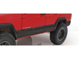 Jeep Cherokee XJ Body Cladding Smittybilt