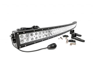 "50"" Curved Cree LED Light Bar - Dual Row Rough Country"