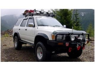 Toyota 4Runner (1990-1995) Fender Flares Bushwacker